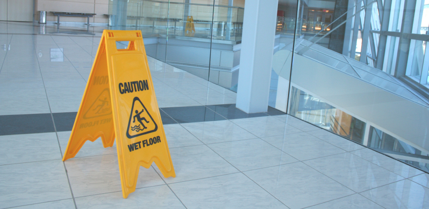 Floor maintenance | Level Seven Facilities Services