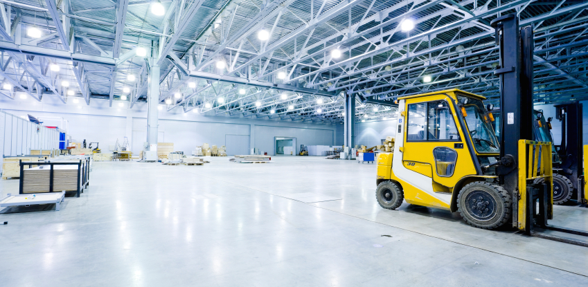 Industrial Cleaning - Level Seven Facilities Services